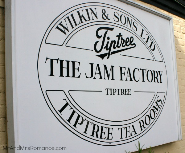 Mr & Mrs Romance - Tiptree Jam - 1 Title