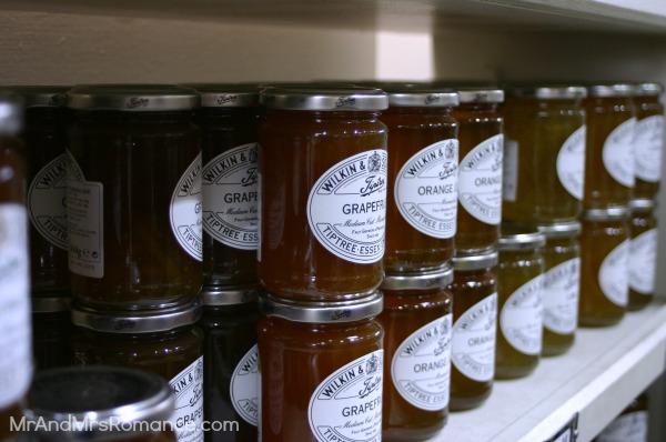 Mr & Mrs Romance - Tiptree Jam - 4 jam