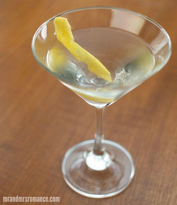 Mr & Mrs Romance - Friday Drinks - Aussie gin twist