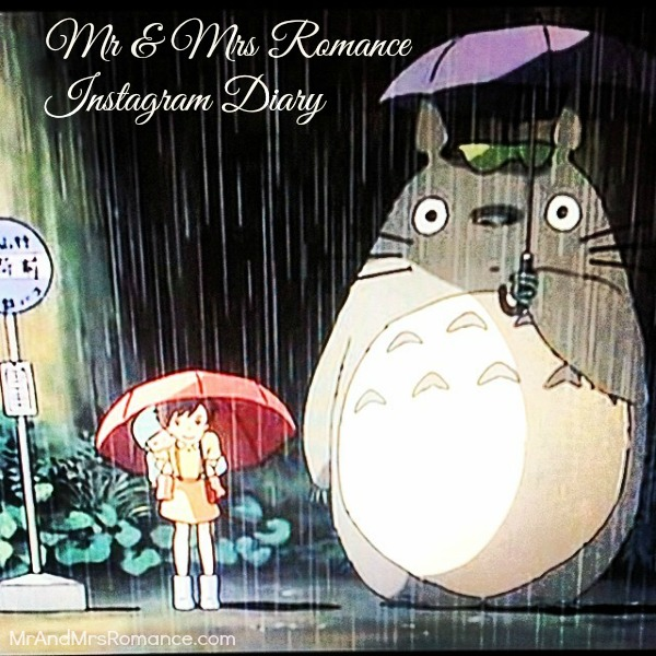 Mr & Mrs Romance - Insta Diary - 1 My Neighbour Totoro
