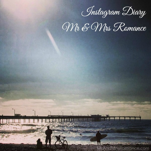 Mr & Mrs Romance - Insta Diary - 1 memories of San Diego