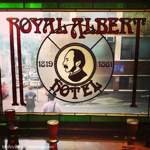 Mr & Mrs Romance - Insta Diary - 7 Royal Albert Hotel