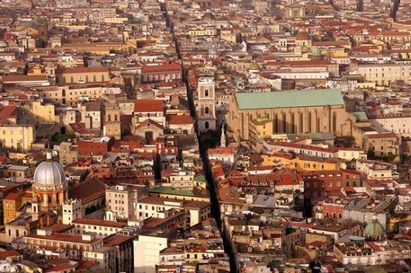 Via Spaccanapoli