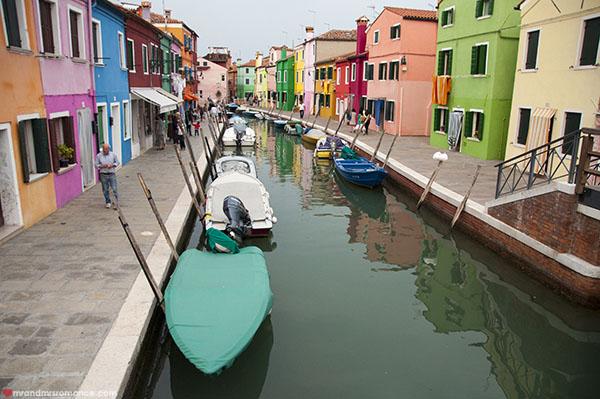 Burano in Venice - Mr and Mrs Romance