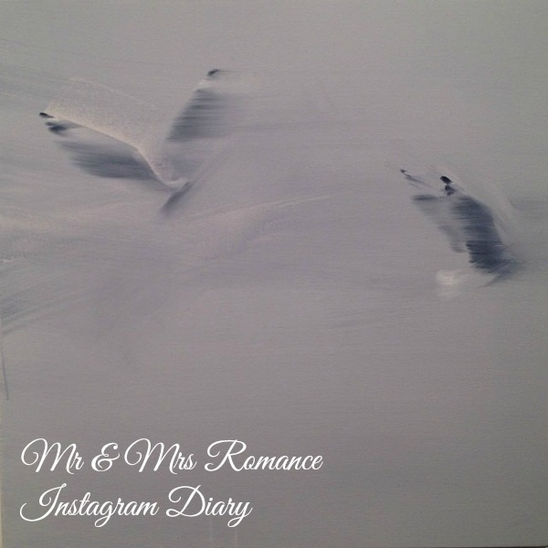 Mr & Mrs Romance - Insta Diary - 1 artwork by Matthew Kentmann at his exhibition launch