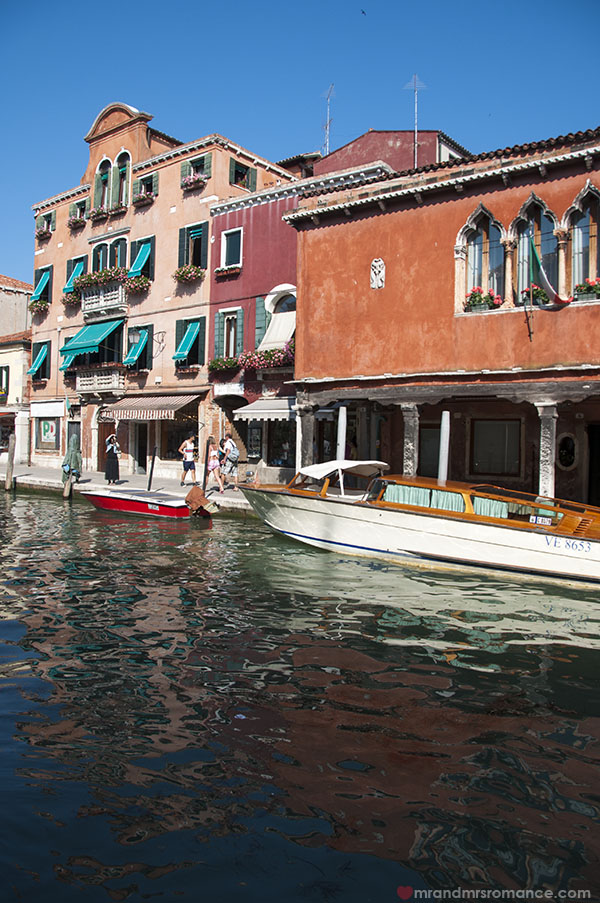 Murano Venice - Mr and Mrs Romance