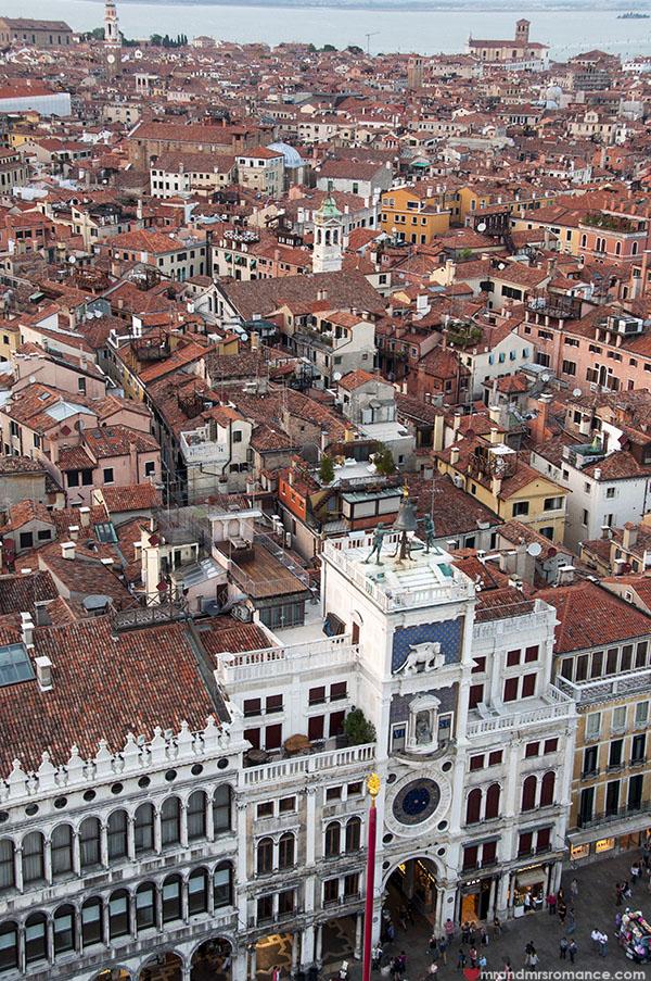 The maze of Venice - Mr and Mrs Romance