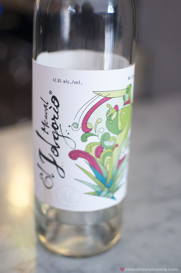 Mezcal Favourite from Mr Moustache - Mr and Mrs Romance