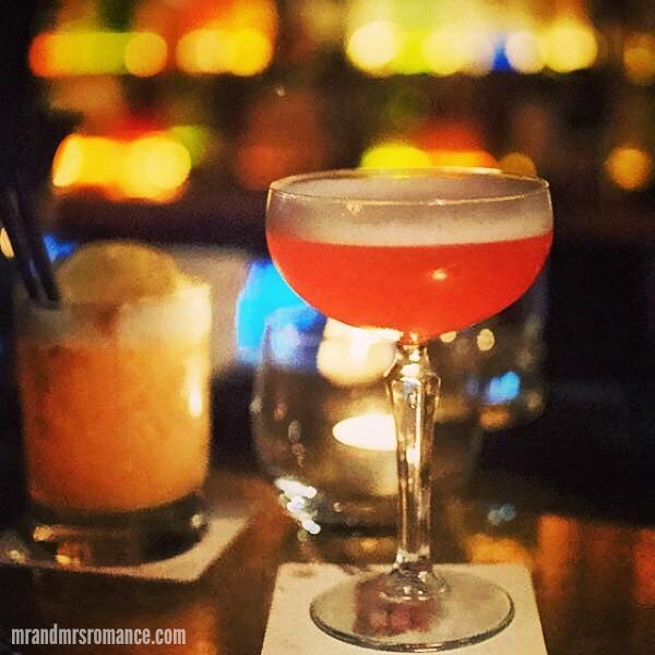 Mr & Mrs Romance - Insta Diary - 7 Golden Age Cinema pre-movie cocktails