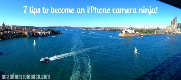 Mr & Mrs Romance - iPhone 5 camera - title 1