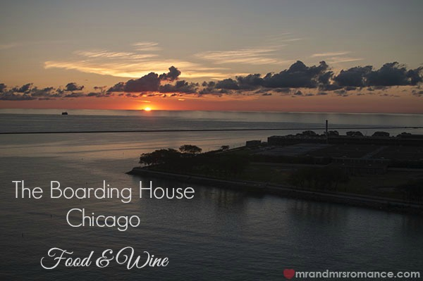 Mr-and-Mrs-Romance-The Boarding House Chicago title
