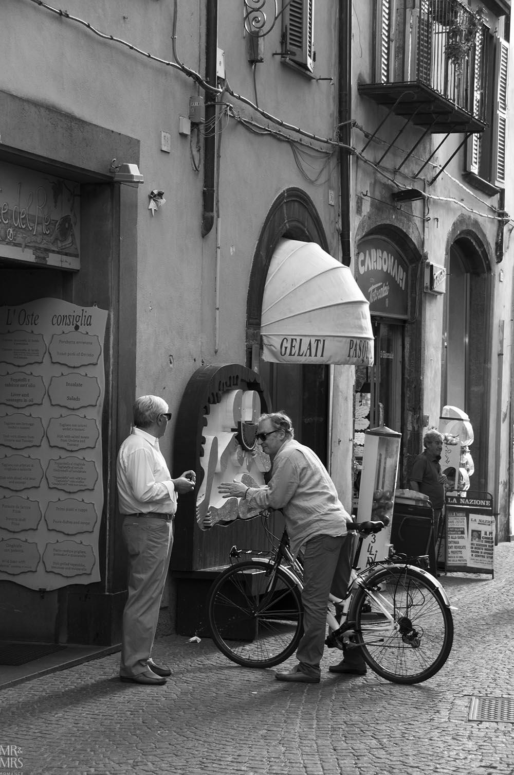 Orvieto, Umbria, Italy - Pozzo della Cava Mr and Mrs Romance - Italiano