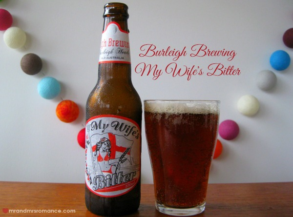 Mr & Mrs Romance - Aussie beers - Burleigh Brewing