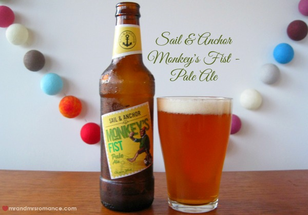 Mr & Mrs Romance - Aussie beers - Sail & Anchor