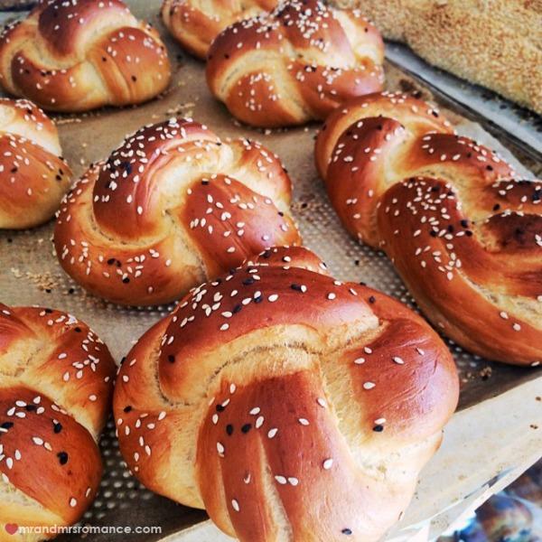 Mr & Mrs Romance - Insta diary - 3 tasty bread at Shuk, Bondi