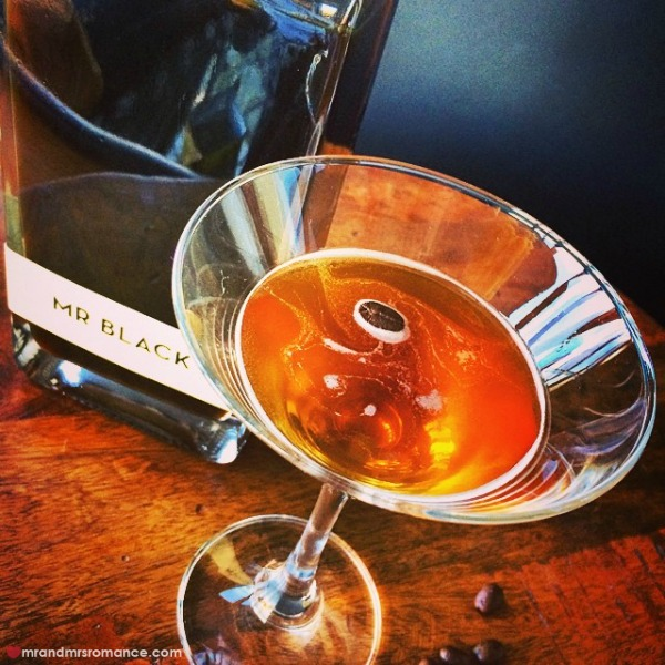 Mr & Mrs Romance - Insta diary - 6 Mocha Espresso Martini for Styling You
