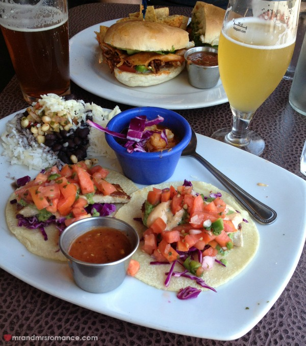 Mr & Mrs Romance - tacos and carnitas San Diego