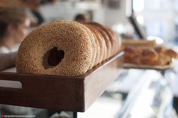 Mr and Mrs Romance - SHUK Bondi review - bakery