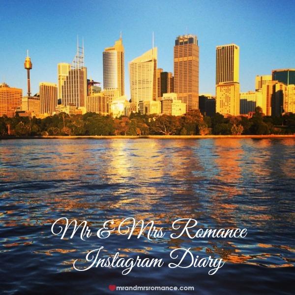 Mr & Mrs Romance - Insta diary - 1 Sydney at sunrise