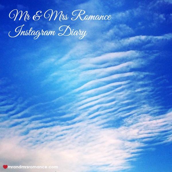 Mr & Mrs Romance - Insta diary - 1 Sydney sky