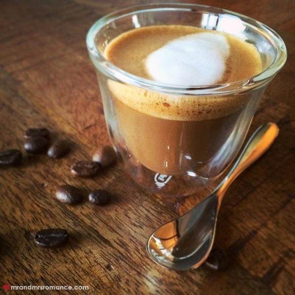Mr & Mrs Romance - Insta diary - 6 new espresso cups