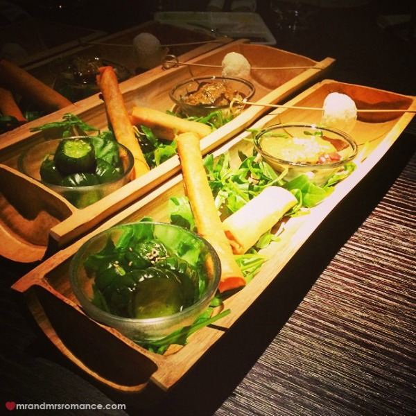 Mr & Mrs Romance - Insta diary - 7China Republic express lunch