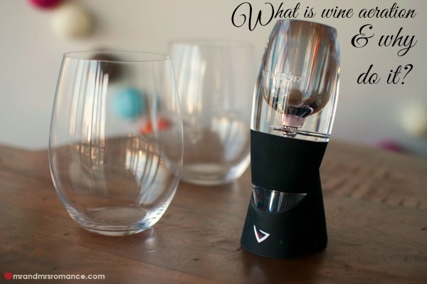 Mr & Mrs Romance - Wine aerator 1
