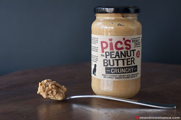 Mr and Mrs Romance - Food finds - Pics Peanut Butter