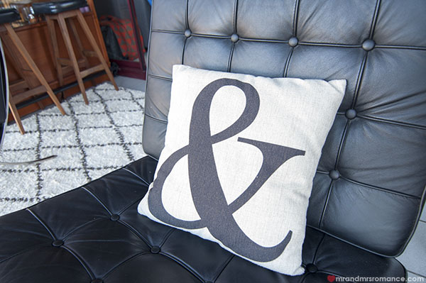 Mr and Mrs Romance - Home Tour - Sunroom chairs