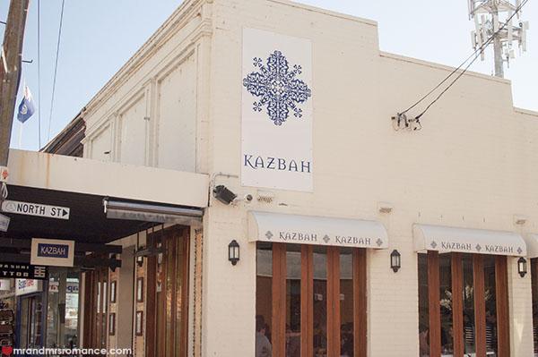 Mr and Mrs Romance - Kazbah Balmain