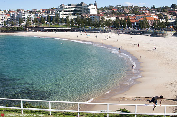 Mr and Mrs Romance - Winter escapes - Coogee Beach Staycation