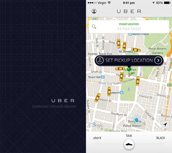 7 apps we use for blogging - Uber
