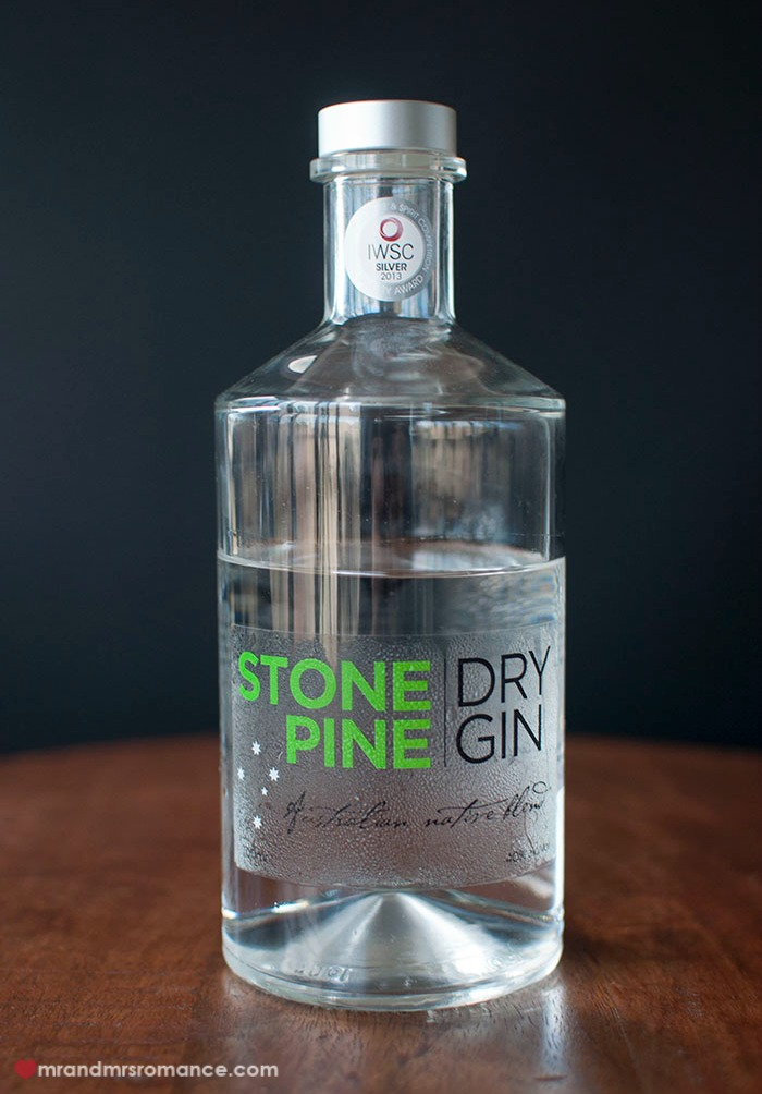 Mr & Mrs Romance - Friday Drinks - Stone Pine gin