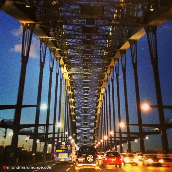 Mr & Mrs Romance - Insta Diary - 8 Harbour Bridge