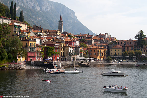 Mr and Mrs Romance - Best things to do in Milan Italy - Lake Como