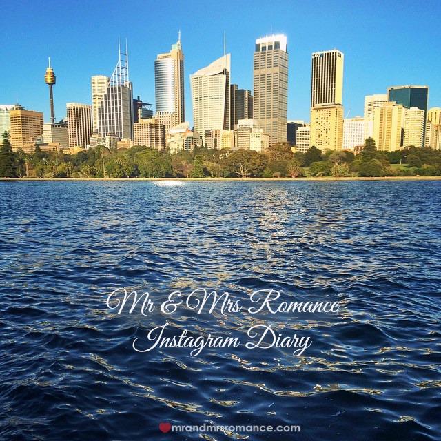 Mr & Mrs Romance - Insta Diary - 1 morning Sydney