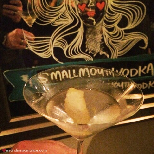 Mr & Mrs Romance - Insta Diary - 10 Small Mouth party