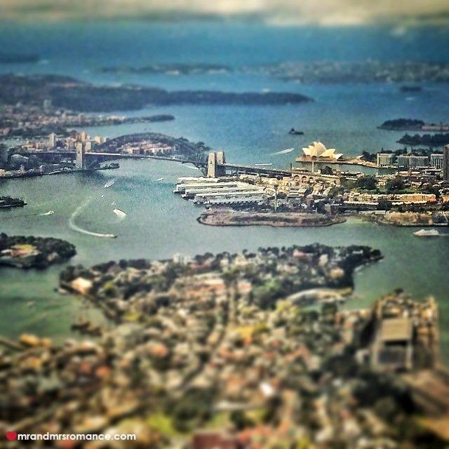 Mr & Mrs Romance - Insta Diary - 16 hello again Sydney