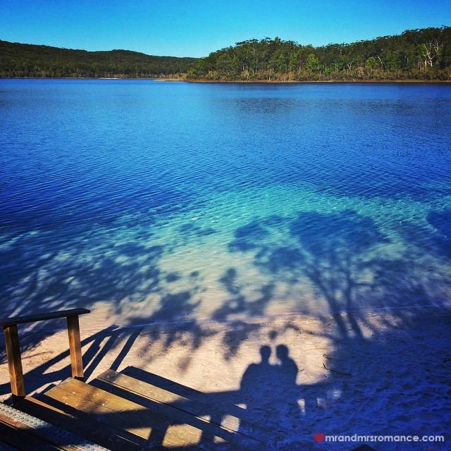 Mr & Mrs Romance - Insta Diary - 2 Lake McKenzie