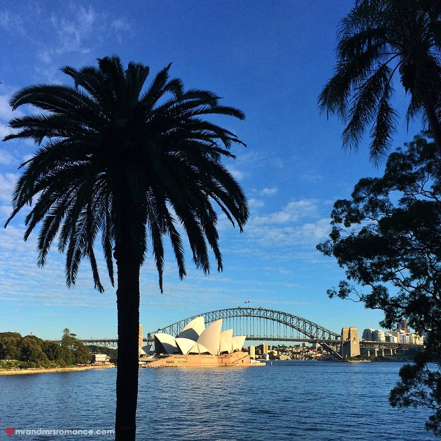Mr & Mrs Romance - Insta Diary - 2 Sydney in the morning