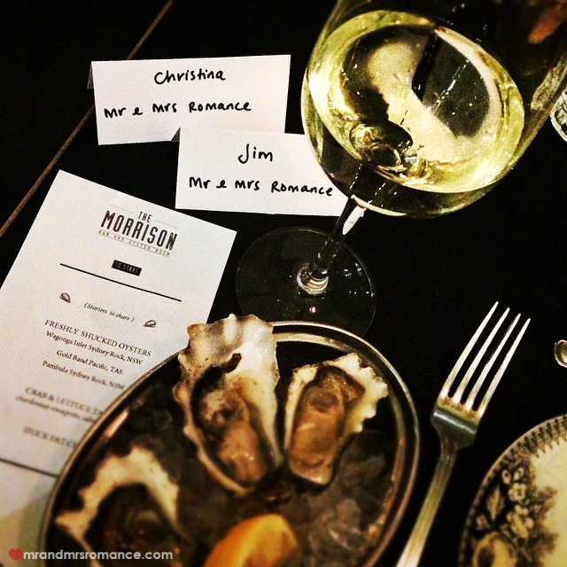 Mr & Mrs Romance - Insta Diary - 6 Citi Moveable Feast for Food & Wine Week