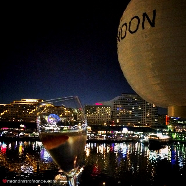 Mr & Mrs Romance - Insta Diary - 6 back in Syd for Chandon