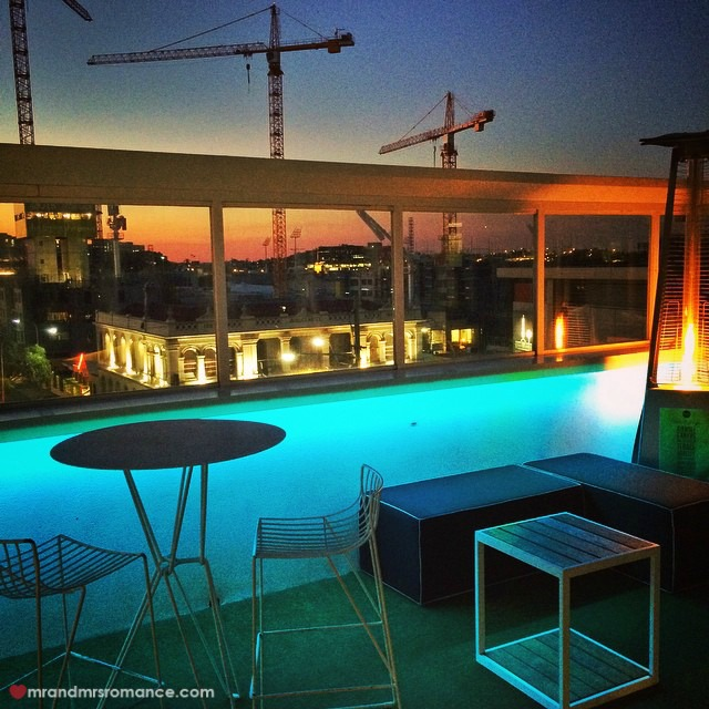 Mr & Mrs Romance - Insta Diary - 9 Limes Hotel, Brisbane