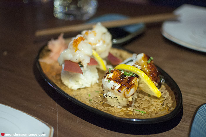 Mr and Mrs Romance - Sharak Izakaya Sydney 1