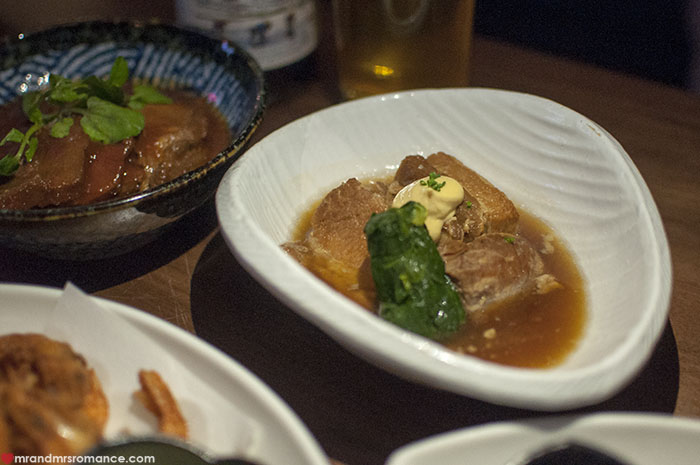 Mr and Mrs Romance - Sharak Izakaya Sydney 6