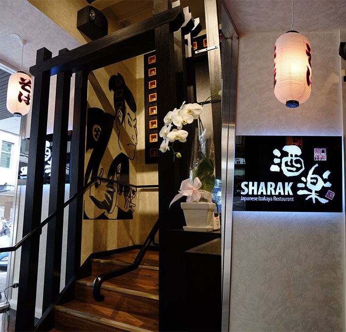 Mr and Mrs Romance - Sharak Izakaya Sydney