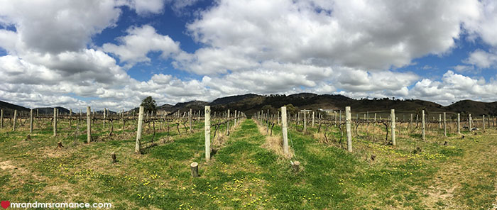 Mr and Mrs Romance - why you should visit Mudgee right now