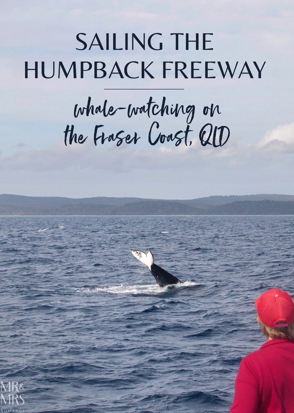 Whale-watching Fraser Coast QLD