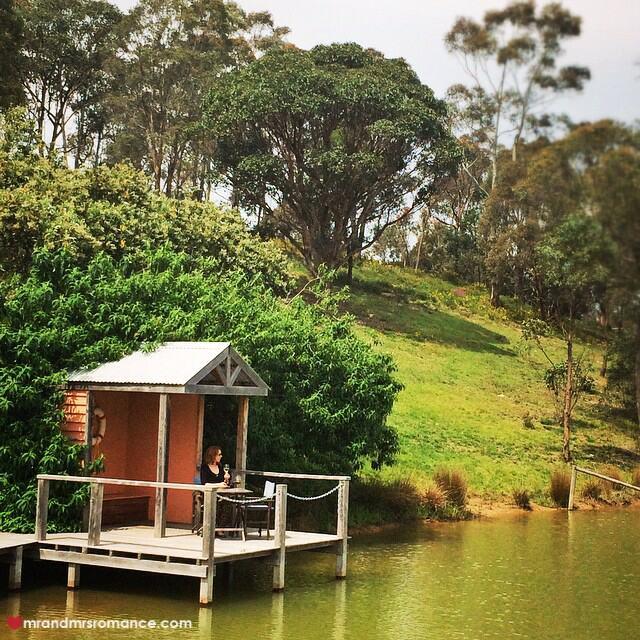 Mr & Mrs Romance - Insta Diary - 12 lakeside at Ellender