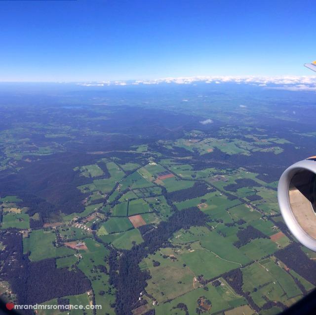 Mr & Mrs Romance - Insta Diary - 17 flying home